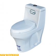 توالت فرنگي چینی کرد مدل هلنا