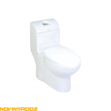 توالت فرنگي چینی کرد مدل والريا