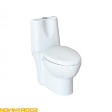 توالت فرنگی چینی کرد مدل طاووس