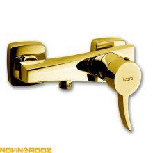 شیر توالت کسری مدل فیروزه طلایی