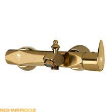 شیر حمام رابو مدل توپاز طلایی