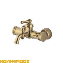 شیر حمام ماهان مدل روکا طلابراق