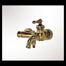 شیر حمام کابوک مدل آبنوس2 طلامات
