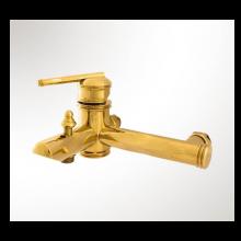 شیر حمام کابوک مدل آنتیک طلایی