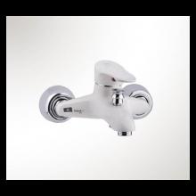 شیر حمام کابوک مدل دنا سفید