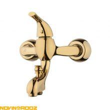 شیر حمام کی اند دی مدل آرا طلایی