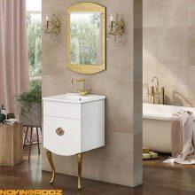 کابینت حمام و دستشویی بهرنگ
