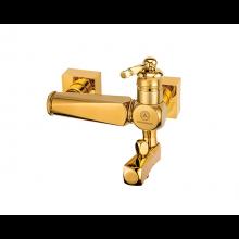 شیر حمام قهرمان مدل طلایی